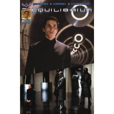 EQUILIBRIUM #3 LTD ED PHOTO CVR