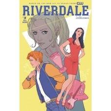 RIVERDALE (ONGOING) #3 CVR B SAUVAGE