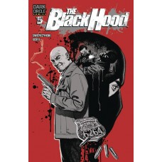 BLACK HOOD SEASON 2 #5 CVR A REG SMALLWOOD (MR)