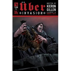 UBER INVASION #6 (MR)