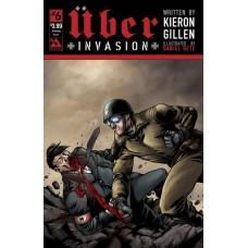 UBER INVASION #6 BLITZKREIG CVR (MR)