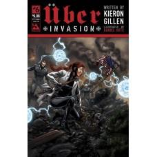UBER INVASION #6 VIP PREMIUM CVR (MR)