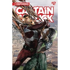 CAPTAIN CANUCK 2017 ONGOING #2