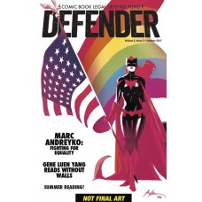 CBLDF DEFENDER VOL 2 #2 (BUNDLE OF 50) (Net)