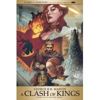 GAME OF THRONES CLASH OF KINGS #1 CVR A MILLER (MR)