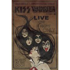 KISS VAMPIRELLA #1 (OF 5) CVR B IDHE