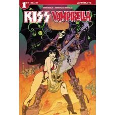 KISS VAMPIRELLA #1 (OF 5) CVR C CASTRO