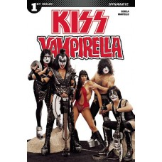 KISS VAMPIRELLA #1 (OF 5) CVR D PHOTO