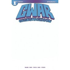 GWAR ORGASMAGEDDON #1 (OF 4) CVR G BLANK AUTHENTIX (MR)