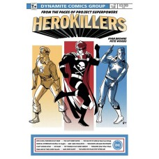 PROJECT SUPERPOWERS HERO KILLERS #2 CVR A WOODS