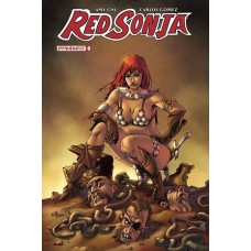 RED SONJA #6 CVR E RUBI EXC SUBSCRIPTION VARIANT