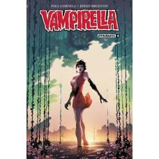 VAMPIRELLA #4 CVR A TAN