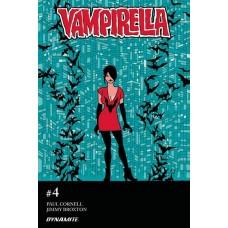 VAMPIRELLA #4 CVR B PULIDO