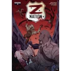 Z NATION #3 CVR A MEDRI (MR)