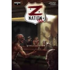 Z NATION #3 CVR B PARRILLO (MR)