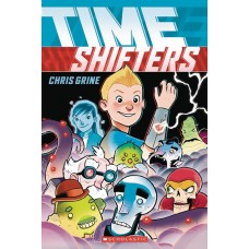 TIME SHIFTERS HC GN