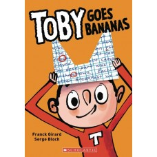 TOBY GOES BANANAS YR HC GN VOL 01