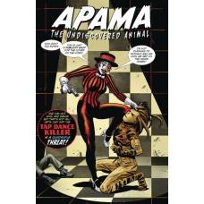APAMA UNDISCOVERED ANIMAL TP VOL 02
