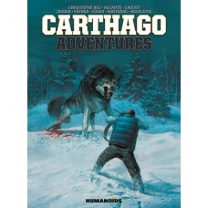 CARTHAGO ADVENTURES DLX HC (MR)