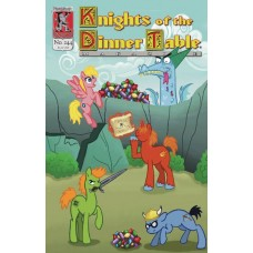 KNIGHTS OF THE DINNER TABLE #244