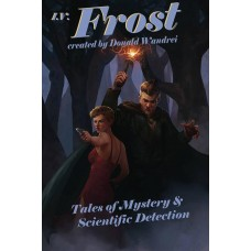 IV FROST TALES OF MYSTERY SCIENTIFIC DETECTION PROSE