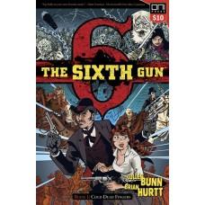 SIXTH GUN TP VOL 01 SQUARE ONE ED