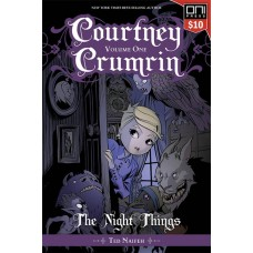 COURTNEY CRUMRIN GN VOL 01 SQUARE ONE ED