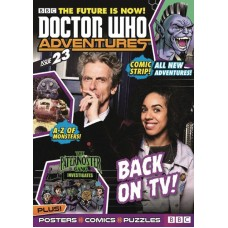 DOCTOR WHO ADVENTURES MAGAZINE #24