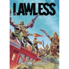 LAWLESS WELCOME TO BLACK ROCK TP