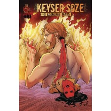 KEYSER SOZE SCORCHED EARTH #2 (OF 4)