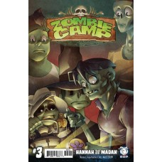 ZOMBIE CAMP #3