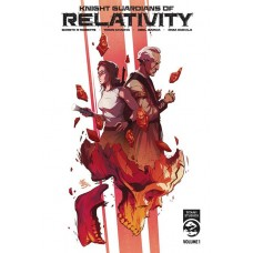 KNIGHT GUARDIANS OF RELATIVITY TP VOL 01