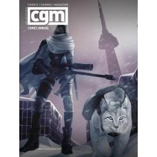 COMICS GAMING MAGAZINE COMICS ANNUAL 2017