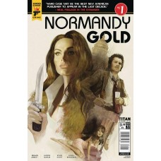 NORMANDY GOLD #1 CVR A DALTON (MR)