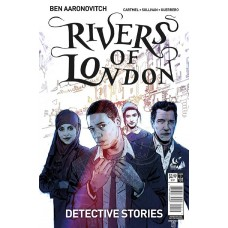 RIVERS OF LONDON DETECTIVE STORIES #1 (OF 4) CVR A CHATER