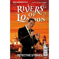 RIVERS OF LONDON DETECTIVE STORIES #1 (OF 4) CVR B SULLIVAN