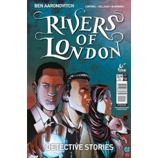 RIVERS OF LONDON DETECTIVE STORIES #1 (OF 4) CVR C BROCCARDO