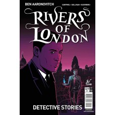 RIVERS OF LONDON DETECTIVE STORIES #1 (OF 4) CVR E WIJNGAARD