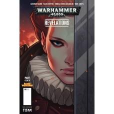 WARHAMMER 40000 REVELATIONS #4 (OF 4) CVR C NIEMCZYK