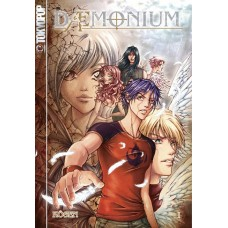 DAEMONIUM GN VOL 01 (OF 3)