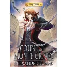 COUNT OF MONTE CRISTO MANGA CLASSICS HC