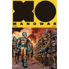 X-O MANOWAR (2017) #4 CVR A LAROSA