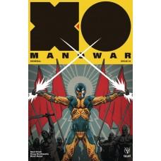X-O MANOWAR (2017) #4 CVR B JOHNSON