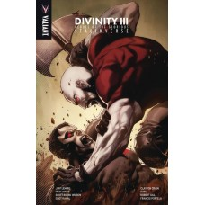 DIVINITY III HEROES OF THE GLORIOUS STALINVERSE TP