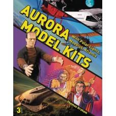 AURORA MODEL KITS 3RD ED W- POLAR LIGHTS MOEBIUS & ATLANTIS
