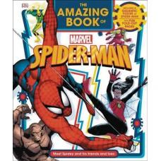 AMAZING BOOK OF MARVEL SPIDER-MAN HC