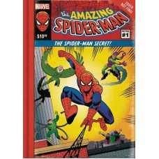 AMAZING SPIDER-MAN SPIDER-MAN SECRET HC