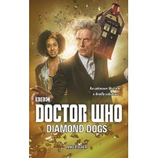 DOCTOR WHO DIAMOND DOGS HC