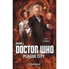 DOCTOR WHO PLAGUE CITY HC