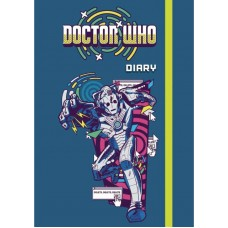 DOCTOR WHO POCKET DIARY UNDATED